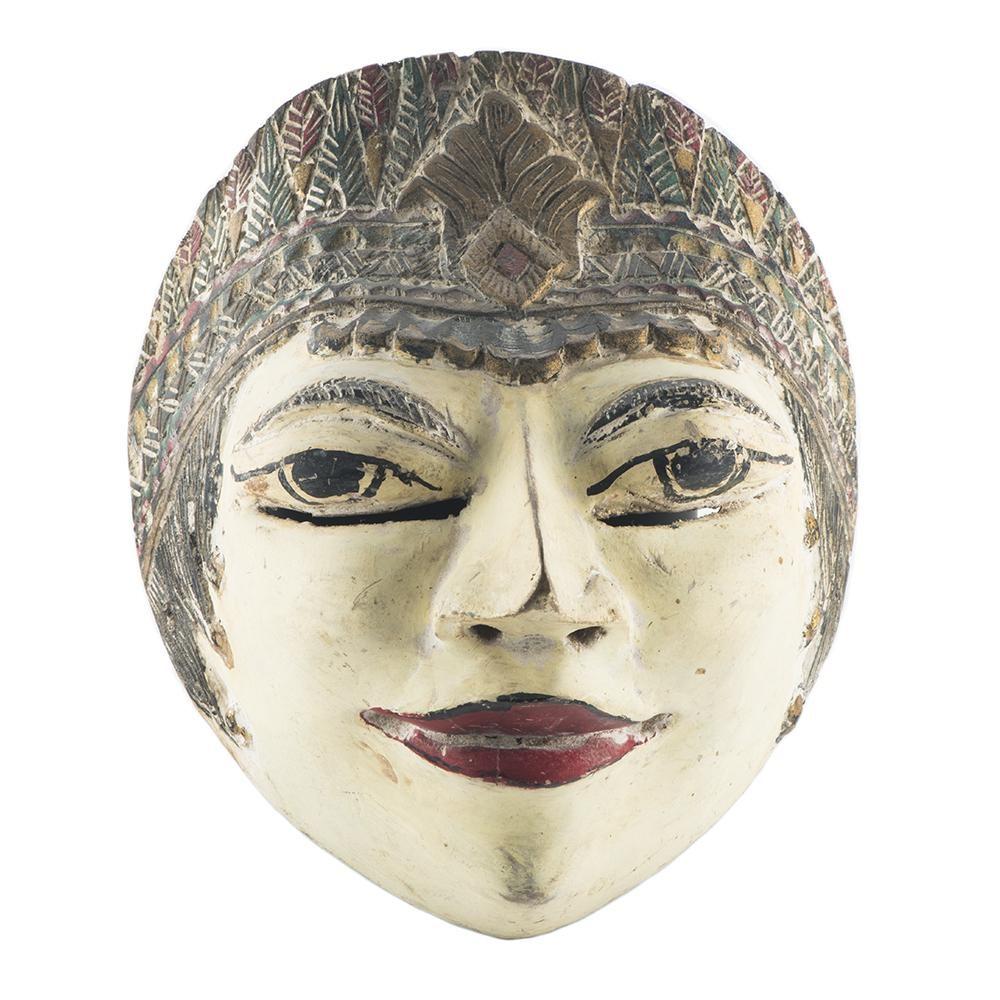 Putri Raja Mask