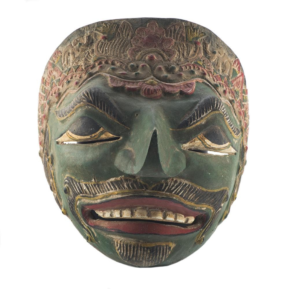 Man Dance Mask