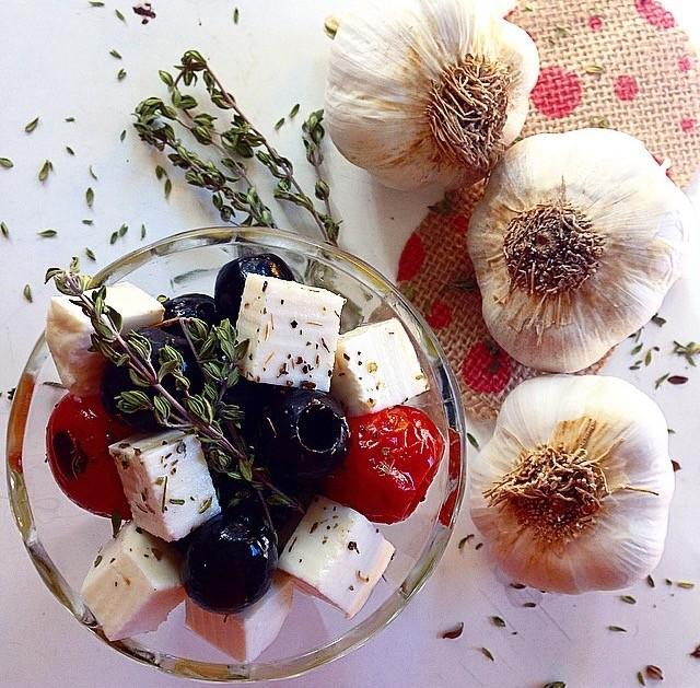 Mediterranean Food Photo