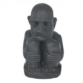 Sato Jongkok, Pembuat Tdk Jelas Statue